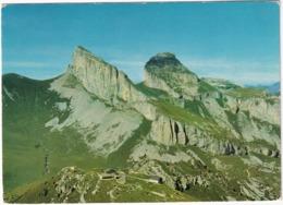 La Berneuse, Alt. 2048 M., S. Leysin - Tours D'Aï Et De Mayen - VD Vaud