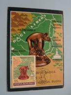 Statueta Geto-dacica De La Cirlomanesti > Anno 1977 ( Voir / Zie Foto ) ! - Cartes-maximum (CM)