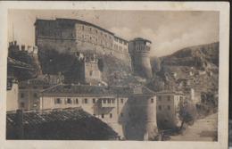 TRENTINO - ROVERETO - CASTELLO SEDE MUSEO GUERRA -  FORMATO PICCOLO - VIAGGIATA 1927 - Italia