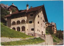 Engadiner Museum St. Moritz, Mit Schulserlauben - GR Grisons