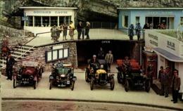 1913 HUMBERETTE, 1913 ENFIELD NIMBLE NINE, 1903 THORNYCROFT AND 1903 GLADIATOR - Busse & Reisebusse