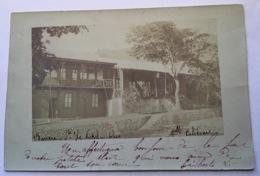 Nouvelle Calédonie 1903: STÉ NIKEL THIO Carte Postale Photo Rare (c.p Ak Ppc Cp Mining Société Minière - Briefe U. Dokumente