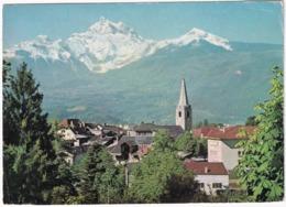 Bex-les-Bains (Suisse) Et La Dent Du Midi - Bains Salins / Solbäder - VD Vaud