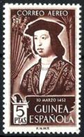 Guinea Española Nº 317 En Nuevo - Guinea Espagnole