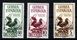 Guinea Española Nº 318/20 En Nuevo - Guinée Espagnole