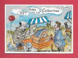 28 NOGENT LE ROTROU ..23 ème Foire Aux Collections. Papillon,voiture. - Nogent Le Rotrou