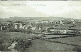 Forrières-St.Martin. Panorama, Vue Prise De La Bazoque. - Nassogne