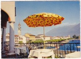 Ascona - Parasole / Parasol - (1965) - TI Ticino