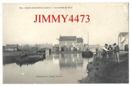 CPA - Les Ecluses De Rozé  En 1915 - SAINT JOACHIM 44 Loire Inf. - Hélio. A. Dugas Nantes N° 796 - Scans Recto-Verso - Saint-Joachim