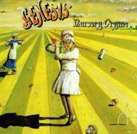 Genesis - Nursery Crime - Belle Pochette,env Int Et Disque Parfait état - Rock