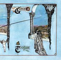 Genesis - Trespass - Pochette, Correste - Env Int Et Disque Parfait état - Rock