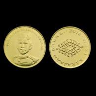 Brunei Darussalam 1 Sen Km34 UNC Coin Asia Currency - Brunei