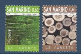 Saint Marin - Europa - Yt N° 2265 Et 2266 - Neuf Sans Charnière - 2011 - Neufs