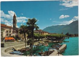 Ascona - Lago Maggiore - (1972) - TI Ticino