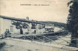 LESCHERES - RUE DU BLAISERON - Autres Communes