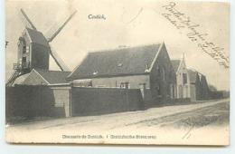 CONTICH - Chaussée De Contich - Moulin à Vent - Molen - Belgium