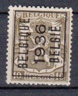 BELGIË - PREO - 1936 - Nr 312 A  - BELGIQUE 1936 BELGIË - (*) - Precancels
