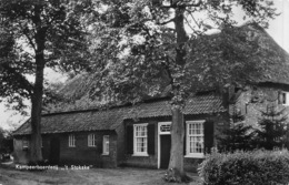 Nederland Noord-Brabant  Oisterwijk  Kampeerboerderij Boerderij 't Stokske     Echte Foto Fotokaart         L 1141 - Nederland