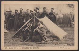 CPA - (Maroc) Guerre 1914 - Goumiers Au Bivouac - Unclassified
