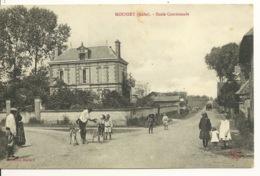 10 - MOUSSEY / ECOLE COMMUNALE - France