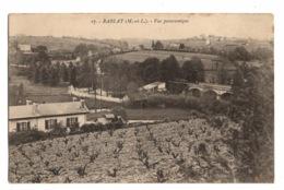 49 MAINE ET LOIRE - RABLAY Vue Panoramique - France