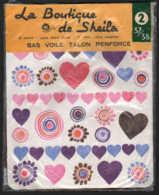 M 8799 - La Boutique De Sheila  Paire De Bas  En Voile  Coton  Taille 37/38 - Other Collections