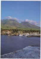 Postcard View Of Lahaina Town Maui Hawaii My Ref  B23775 - Maui