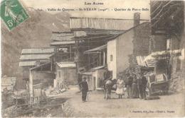Dépt 05 - SAINT-VÉRAN - Quartier De Pierre-Belle - (V. Fournier, édit., N° 392) - VALLÉE DU QUEYRAS - Frankreich