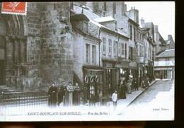 SAINT POURCAIN SUR SIOULE RUE DE BELAY - Francia