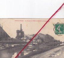 CP 62 -  ARDRES   -  La Sucrerie De PONT D'ARDRES (raffineries SAY) - Ardres
