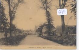 CPA -37711-41-Suevres -Route D'Orleans ( Petits Défauts) - Envoi Gratuit - France
