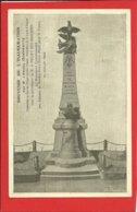 08 Ardennes MONTCY NOTRE DAME  Prés De Charleville Monument Aux Morts L Inauguration Lire Le Récit Intéressant - France