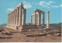Cap Sunion - Greece