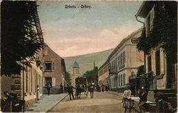 CPA AK URBEIS - ORBEY (355009) - Orbey