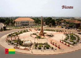 Guinea-Bissau Independence Monument New Postcard - Guinea-Bissau