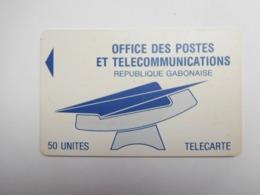 Télécarte Gabon , Afrique - Gabun