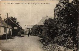 CPA AK Haut-Rhin - Leval Pres Lachapelle Sous Rougemont (366501) - Frankreich