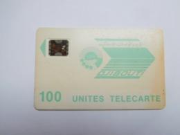 Télécarte Djibouti , 100 Unités - Djibouti