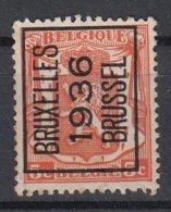 BELGIË - PREO - 1936 - Nr 310 A - BRUXELLES 1933 BRUSSEL - (*) - Precancels