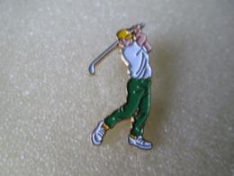 PIN'S         SPORT  GOLF - Golf