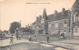 ¤¤  -   CORBIE    -   Rue De La Gare    -   ¤¤ - Corbie