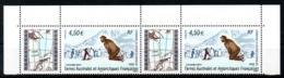 TAAF - YT N° 416 X2 - Neufs ** - MNH - Cote: 36,00 € - Terres Australes Et Antarctiques Françaises (TAAF)