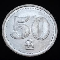 Korea 50 Won 2005. UNC COIN Km426 - Münzen
