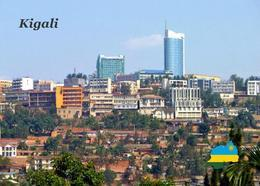 Rwanda Kigali View New Postcard Ruanda AK - Ruanda