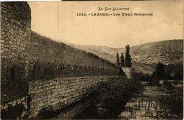 CPA Le Lot Illustre - CAHORS - Les Vieux Remparts (654198) - Cahors