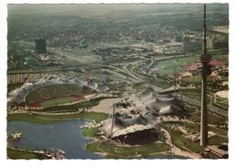 München Olympiapark - Munich Park Olympique - Olympic Games