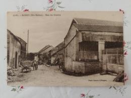Achey Rue Du Centre Haute Saône Franche Comté - Francia