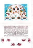 """"""" COUPE GORDON BENNETT """" Sur Document Officiel De 4 Pages De 2005 N° 21 05 531  N° YT BF 87. Parfait état. DPO - Documenten Van De Post"""