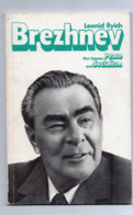 BREZHNEV  LEONID ILYICH Our Courses: PEACE   And SOCIALISM    Livre 110 Pages - Libros, Revistas, Cómics