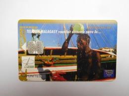Télécarte Magagascar , Malagasy , Douche à Bord - Madagascar